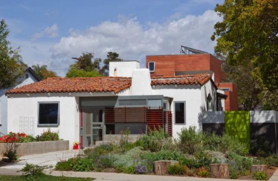 Boldt-Garcetti Residence