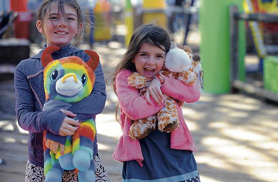 The Angelic Auxiliary of Children's Bureau hosted its 14th Annual Carnival at the Pier on Sunday, March 6, at Pacific Park on Santa Monica Pier much to the delight of kids and parents alike.