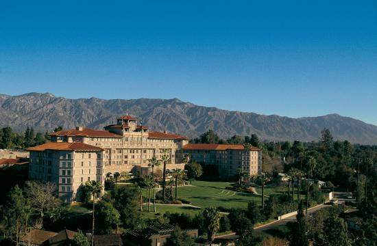 Langham Huntington sits on 23-acres of property in Pasadena.