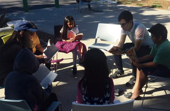 Young Readers Thrive in SMC Program.