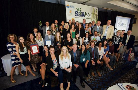 Sustainability Awards Highlight Excellence in Achievement