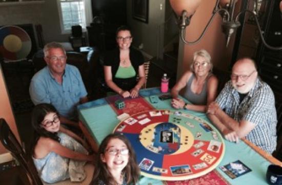 The Revolutionary Board Game