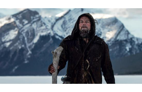 """""""The Revenant"""" is a beautifully shot, brutal movie that explores the savage nature of man."""