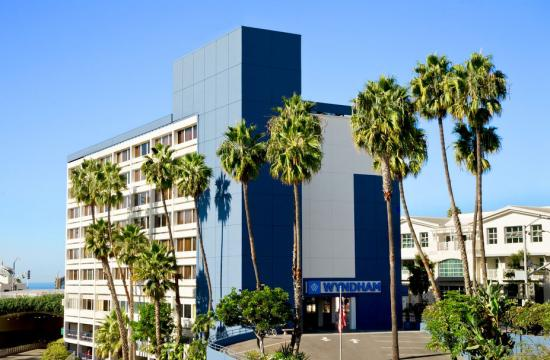 Wyndam Hotel Santa Monica