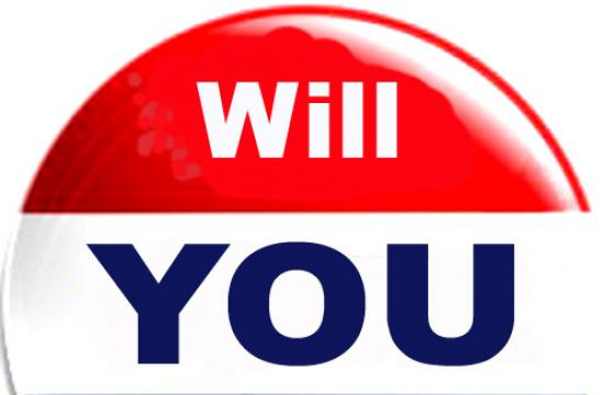 Will you vote
