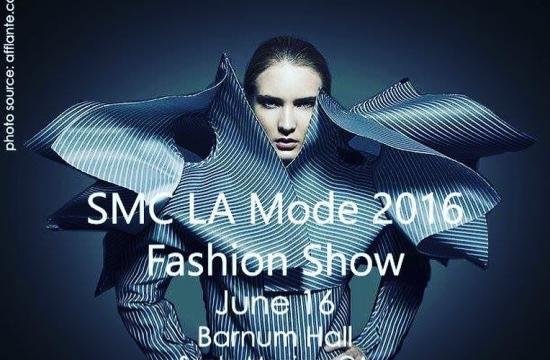 SMC LA Mode Fashion Show