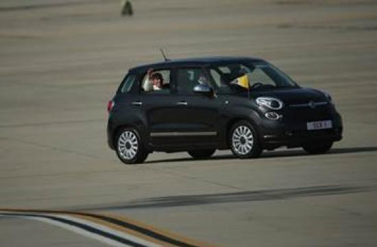 The Pope's Fiat
