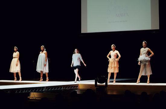 High Fashion at SMC.
