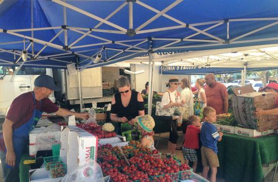 Pico Farmers Market