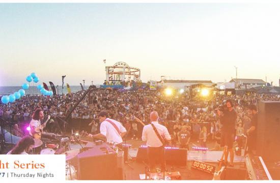 Pier Concert