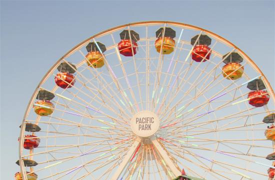 Pacific Park on the Santa Monica Pier Presents The 12th Annual PALpalooza