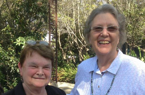 Sheila Kuehl and Jackie Goldberg Physicians National Health Program Event July 24, 2016