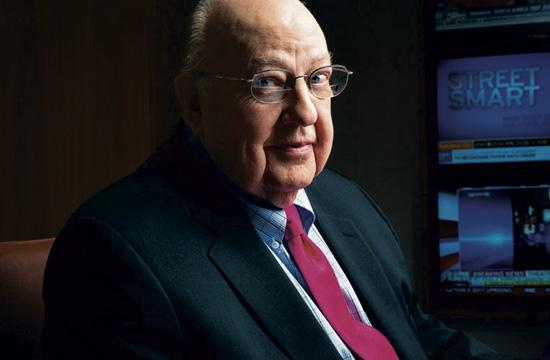 Former Fox News Chairman and CEO Roger Ailes.
