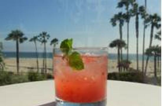 Loews Santa Monica Cocktail Celebrates Rio Olympics