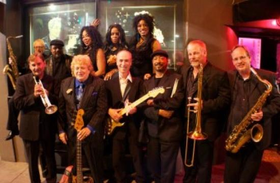 Blowin' Smoke Rhythm and Blues Revue