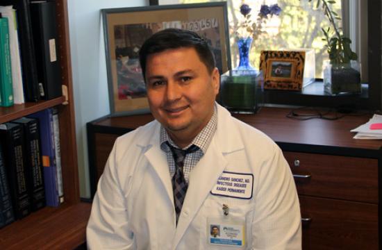 Dr. Alejandro Sanchez