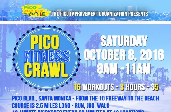 Pico Fitness Crawl
