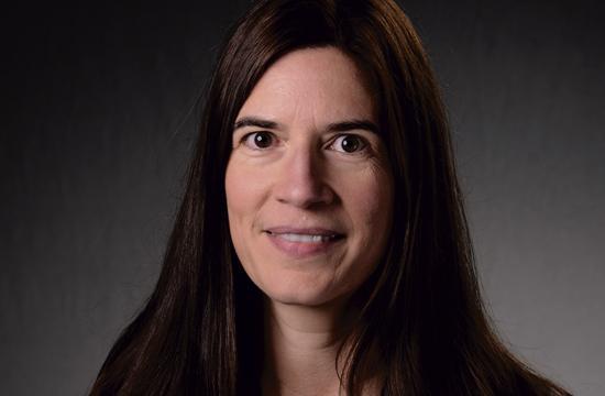 Karina Maher, M.D., a pediatrician at Kaiser Permanente's Santa Monica Medical Offices.