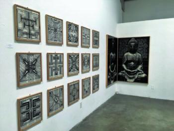 Peruvian Shamanism and Buddhism in Art