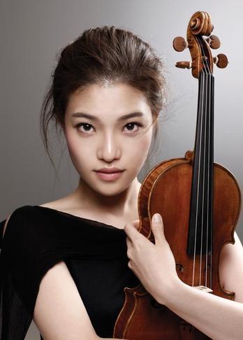 Violinist Ye-Eun Choi