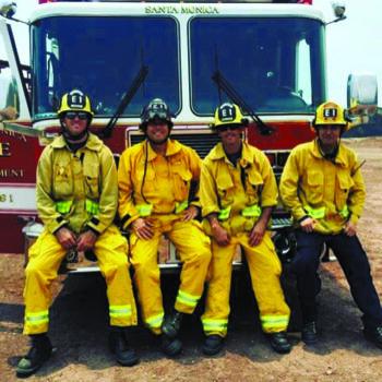 Santa Monica Fire Department (SMFD)