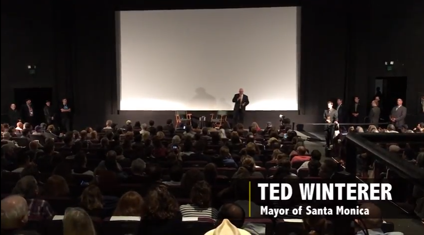Westside Beat Al Gore Screens An Inconvenient Sequel Truth To Power At The Aero Theatre Sm Mirror