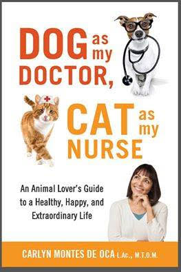 Dog as my doctor, cat as my nurse