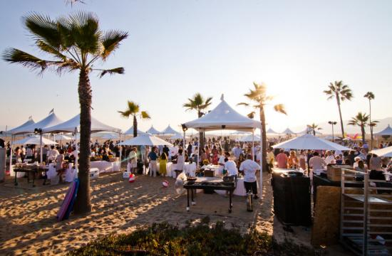 The sixth annual Evening on the Beach at Jonathan Beach Club returns Thursday